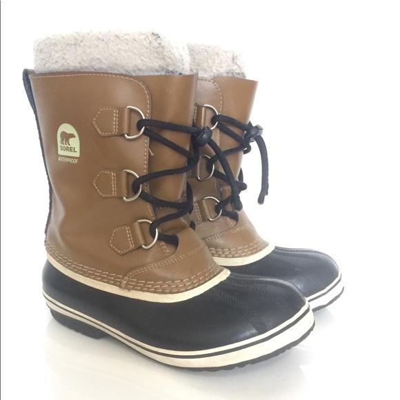 Sorel Boots Women Size 5